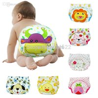 Wholesale Baby Training Pants Trainer For Toddler Potty Waterproof Cloth Diapers and Nappies Comfortable Top Quality Boy and Girl Diaperts