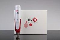 Wholesale 5 Speed Auto Electric Mirco needle derma pen DR PEN ULTIMA dermapen with needle cartridges