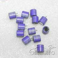 aluminum solid capacitor - Supercapacitor Bolsa Capacitor Sanyo Os con Sp Series Of Product In Stock Solid Capacitors v270uf