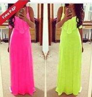 Cheap 2015 new European women's aliexpress website summer explosion sling vest skirt backing