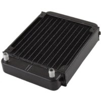 Wholesale Water CoolingAluminum Heat Exchanger Radiator For PC CPU CO2 Laser Water Cool System Computer Fans amp Cooling