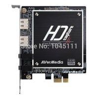 audio video pci cards - New PCI Express PCI E Live Gamer HD C985 Audio Video Capture Card P PS3 PS4 XBOX HDMI
