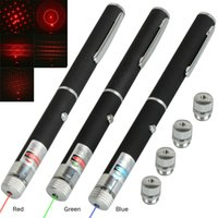 Wholesale 6 in Laser Pointer Pen Beam Light Lazer High Power nm G00010 BAR