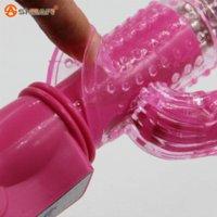 Wholesale 12 Modes G Spot Jack Rabbit Vibrators Sex Product Dildo Vibrator Vibrador Feminino Sexo Adult Erotic Sex Toy For Women