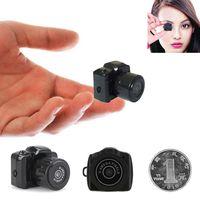 Wholesale HD P MP Mini Smallest Spy Hidden Security Camera Video Recorder Camcorder