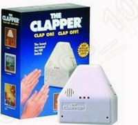 Wholesale KKA209 The Clapper Sound Activated Switch On Off Clap Electronic Gadget Hand Clap Sound Activated Switch On Off V V