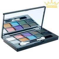 big eyeshadow palettes - 10 Color Professional Makeup Eyeshadow Mineral Powder Big Eye Shadow Palette Comestic Make up
