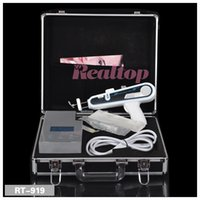 Wholesale No Needle Mesotherapy Device Professional injection mesogun mesotherapy gun for skin care Beauty Equipment Quick reshape face Shape Free DHL