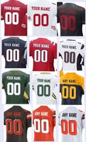 bay girl - Women s custom football Jersey Ladies customized shirts female Girls personalized jerseys stitched topquality SF Patriot Cleveland Green Bay