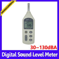 Wholesale Portable sound level meter noise meter Functional Sound Level Meter Calibrator
