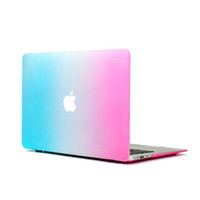 Wholesale Apple macbook air11 PRO13 PRO15 Retina frosted rainbow shell