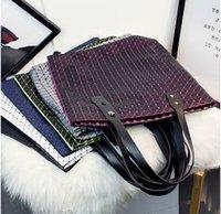 Wholesale New Women BAOBAO Bag Geometry Package Plain Folding bags handbag NEW women original famous brands