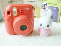 Wholesale Popular Instant photo By polaroid camera instant Portable fuji camera instax mini camera updated from instax s