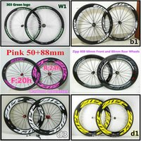 Wholesale Whole sale mm A271 hub ipp mm carbon bike wheels Made in China road bicycle carbon wheel z01