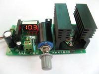 Wholesale lm338 A power board lm338 regulator board a lm317 power board plate digital voltage belt output V V