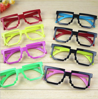 Wholesale 2016 Mosaic Children Sunglasses Frames Kids Glasses Eyeglass Frames Baby Girl Boy Fashion Accessories Party favors Gifts Toys