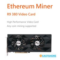 Wholesale Ethereum Miner R9 Video Card for Ether Mining Bitcoin Mining and X11 Mining