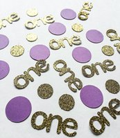 baby naming party - Custom Glitter Confetti Birthday Confetti One Confetti Lavender Confetti Age Confetti Name Confetti Baby Shower Confetti