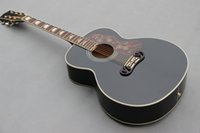 Wholesale Hot selling inch jumbo BK classical acoustic guitar J200 rosewood fingerboard