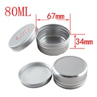 aluminum canisters - New arrival psc ml mm aluminum canister for cosmetic suguar tea spice bath salt gift etc