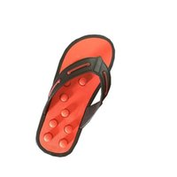 Wholesale Men s Massage slipper Non slip Bathroom Shower Household Beach Slippers