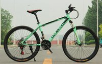 bicycle accessories manufacturers - 2016 Manufacturers selling inch speed double disc brake speed cross country One round Bicycle Accessories road bike