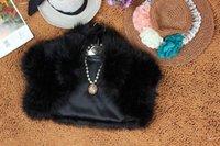Wholesale Korean winter fur coat Bride Bridesmaid vest short small shawl cardigan Kanjian female Tuxedo