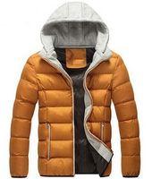 Wholesale Fall HOT SALE Winter men s clothes down jacket coat men s outdoors sports thick warm parka coats jackets man down jacket