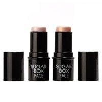 Wholesale Rosalind Face Makeup Highlighter Stick Shimmer Highlighting Powder Creamy Texture Silver Shimmer Light Brand Sugar box