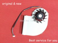 Wholesale New and original laptop cpu fan for ASUS X66IC K61IC K70IC X70IC X70AB laptop cooling fan P N UDQF2ZR10DAS DC5V A