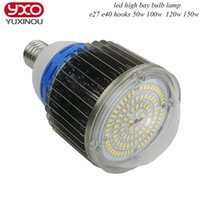 Wholesale 1pcs W W W W W W W W LED High Bay Lamp E40 W LED High Bay Light LED industrial lamp bulb