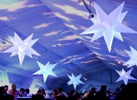 Wholesale inflatable star decoration