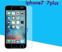 Wholesale For iphone Tempered Glass Screen Protector for iphone plus mm Explosion Proof Film For iphone in box