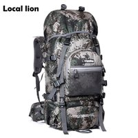 Wholesale 2016 New Military Tactical Backpack Hiking Camping Daypack Shoulder Bag Men s Hiking Rucksack Back Pack Mochila Feminina L