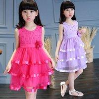 assurance briefs - 2016 popular summer models girls dress children sewing skirt flower princess dress quality assurance