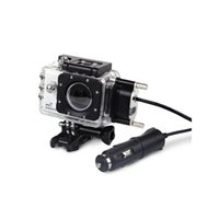 Wholesale Waterproof Case For Motorcycle Car Charger Plastic And Rubber Material For SJCAM SJ5000 Series Sports Camera