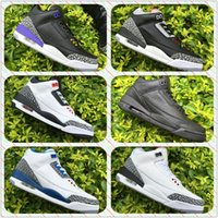Wholesale Retro Shoes AAA Retro Cement Black White Infrared Wolf Grey Air Basketball Shoes Sports Athletic Sneakers s