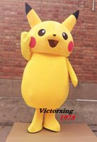 Wholesale Hot Sale Pikachu Mascot Costume Cartoon Costume