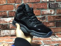 Wholesale Air retro gumma blue black blue men basketball shoes men sneakers outdoor shoes fast shipping