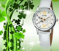 affordable watch - Unisex Dress Japan Mechanical Watches Affordable Watch New Arrival EYKI Top Brand