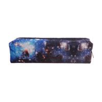 Cheap Wholesale-Galaxy Space 3D Printing Cosmetic Cases women cosmetic bag Zohra Fashion New pencil bag pouch 2016 Hot Now neceser makeup bag