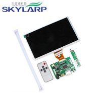 Wholesale HDMI VGA Digital LCD Driver Board with quot inch TFT LCD AT090TN10 for Raspberry Pi