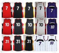 basketball jerseys toronto - With Logo name Stitched Swingman SW Lowry Toronto DeRozan Ross Carroll Bennett Basketball Jersey Cheap Sport Wolesale