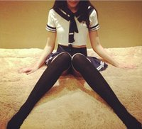 sexy school uniform - Japanese and Korean Student Uniforms Temptation Sexy Clothes Pure School Uniforms Sailor Uniforms Cosplay Uniform Student Costume