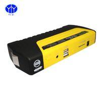 Wholesale Portable Car Jump Starter mAh Power Bank Emergency Auto Jump Start Car Jumper Battery Booster Pack Vehicle Jump Starter