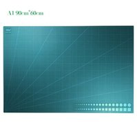 Wholesale A1 Double faced Cutting Mat Large PVC Cutting Plate White Core Carve Model Plate Long life x60x3cm