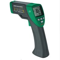 Wholesale Infrared Thermometer MASTECH MS6530A Portable Non Contact Temometro Digital IR Laser Thermometer Tester Temperature Gun Tester