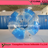 Wholesale display water ball for outdoor event advertising with blower and simple logos
