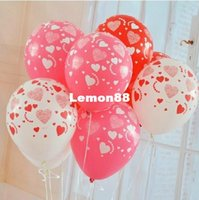Wholesale wedding candles The adornment of the romantic atmosphere ball g inches balloon valentine s day wedding wedding to decorate a room