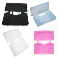 Wholesale High Standard Best Price Silicone Soft Gel Protective Case Skin Cover Shell Protector For NDSL For NDS Lite Colors